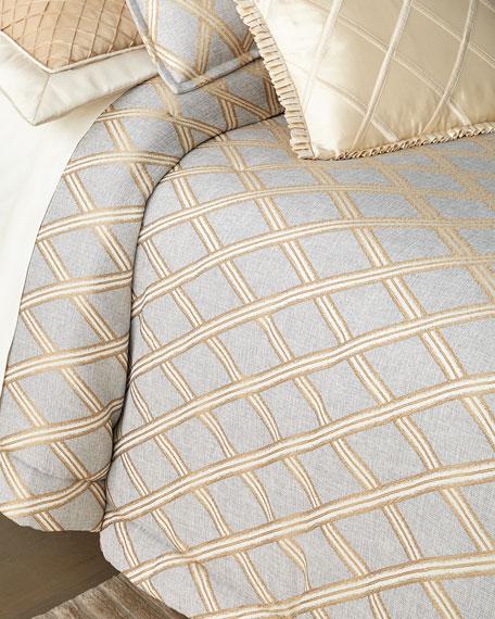 Elegance 3-Piece King Comforter Set