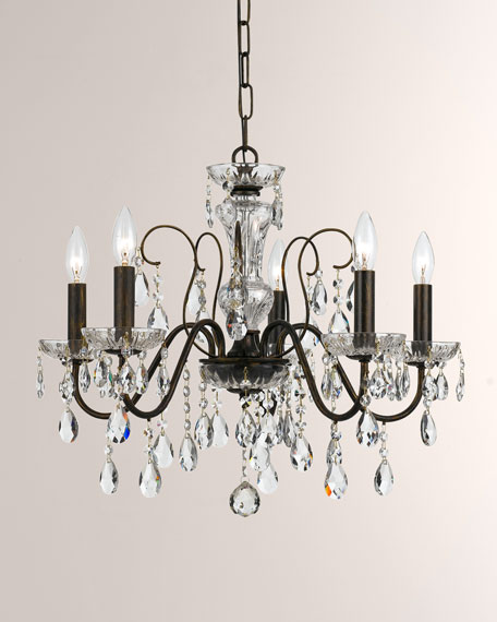"23"" Elight Design Crystal Chandelier"