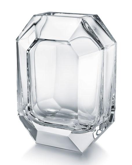 Baccarat Octogone Vase