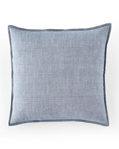 Juliet Chambray Decorative Pillow