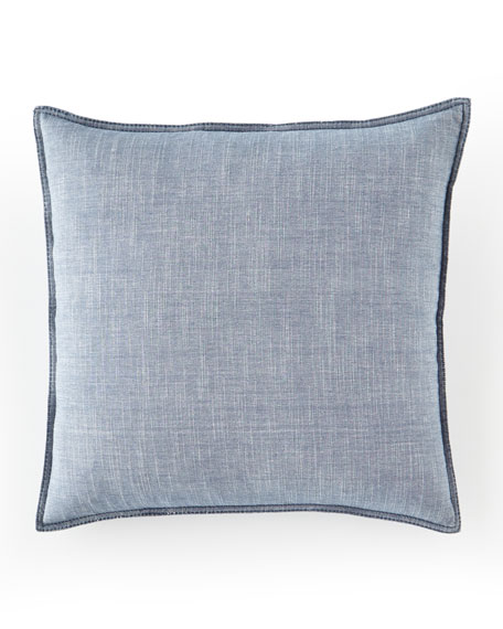 Lauren Ralph Lauren Juliet Chambray Decorative Pillow