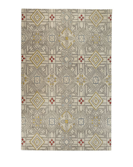 Brewster Hand-Tufted Rug, 9' x 12'