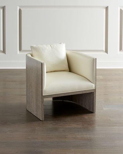 Belmont Leather Tub Chair