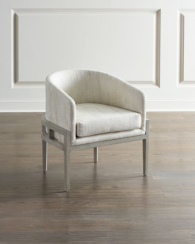 ST LUCIE ACCENT CHAIR