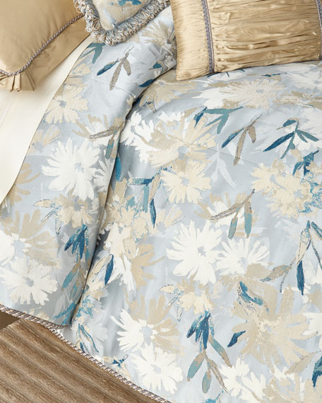 Austin Horn Collection Sophia 3-Piece King Comforter Set