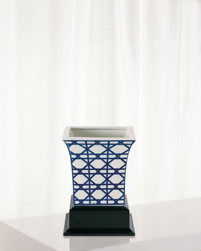 Gazebo Square Planter with Stand