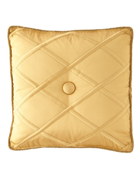 Silk Gilt Boutique Pillow
