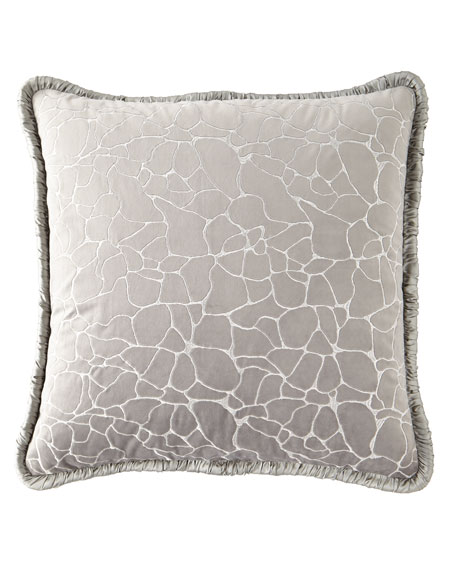 Dian Austin Couture Home Rialto Embroidered European Sham