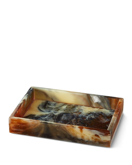 Kokomo Rectangular Soap Dish