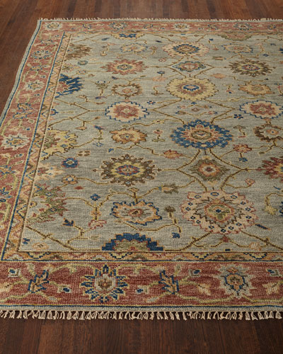 Addington Hand-Knotted Rug  9' x 12'