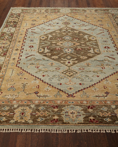 Darlington Hand-Knotted Rug  10' x 14'