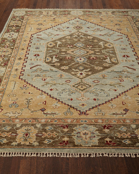 Safavieh Darlington Hand-Knotted Rug, 8' x 10'