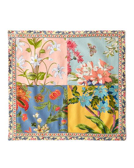 Estelle Patchwork Placemats, Set of 4