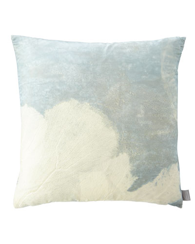 Sea Fan on Tide Pillow