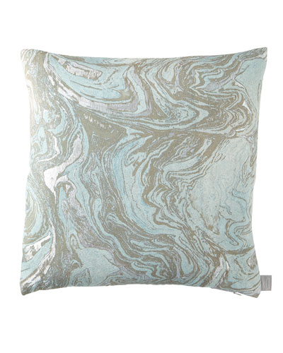 Celestite Marble Pillow