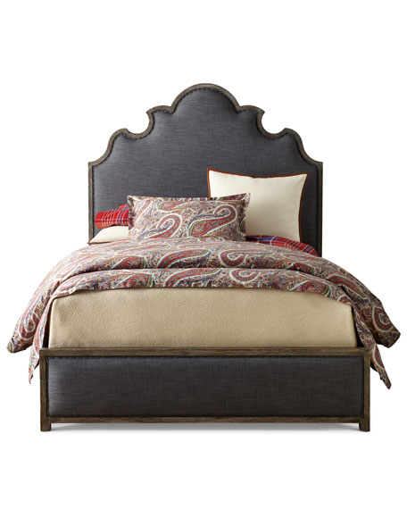 Julian Upholstered King Bed
