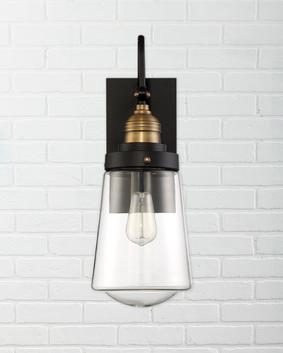Macauley 1-Light Wall Lantern