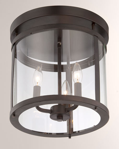 Penrose 3-Light Semi-Flush Mount