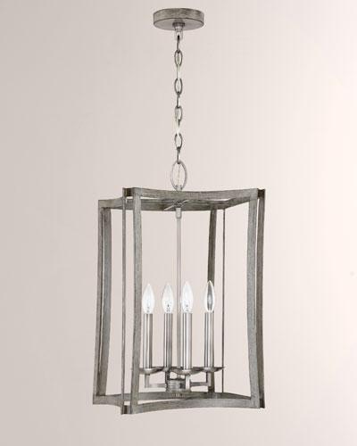 Brookline 4-Light Foyer Lighting Pendant