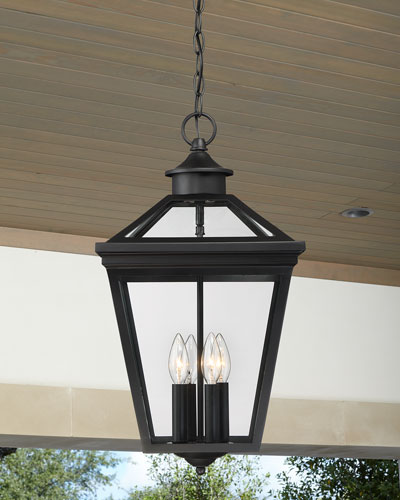 Ellijay 12 Steel Hanging Lantern