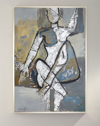Oz Giclee Canvas Art by Robert Robinson