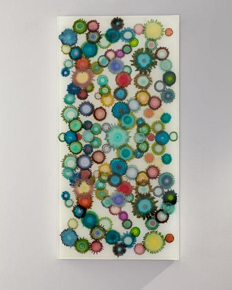 """Obsession Agates"" Original Art by Allison Esley"