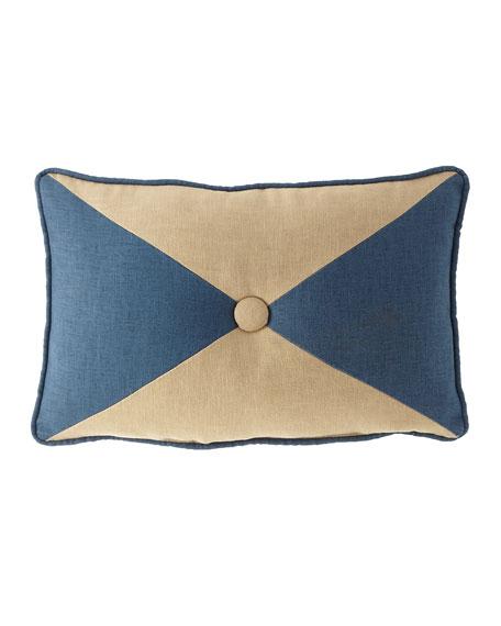 Austin Horn Collection Ariana Boudoir Pillow