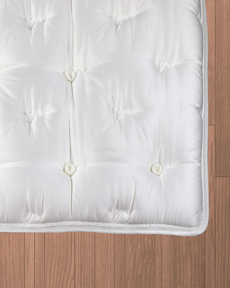"Mille Luxe Pillow Top California King 9"" Mattress Set"