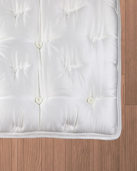 "Mille Luxe Pillow Top King 5"" Mattress Set"