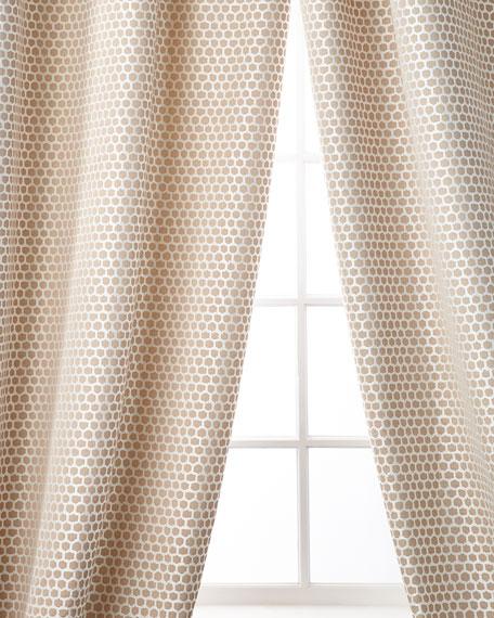"Chancery Curtain Panel, 108"""