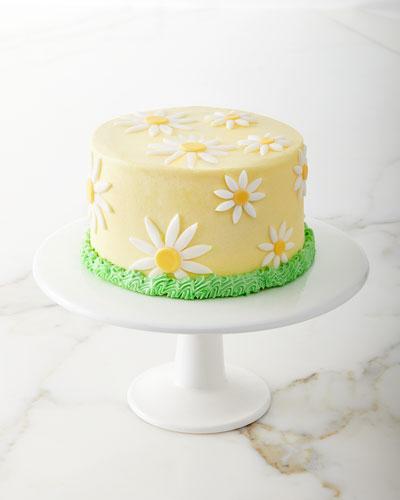 6 Daisy Cake