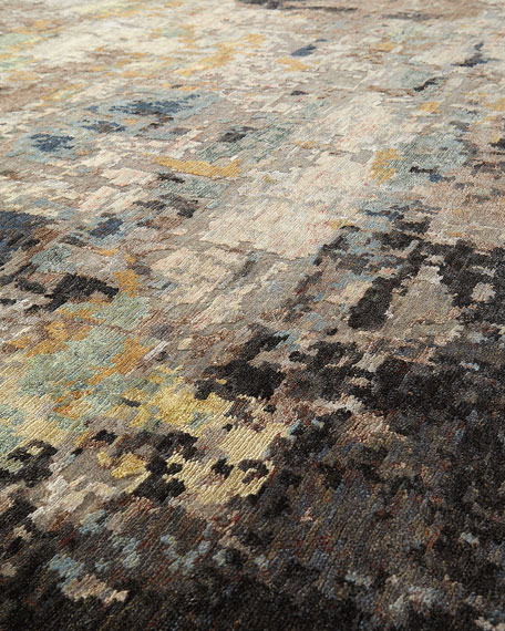 Cortlandt Hand-Knotted Rug, 12' x 15'