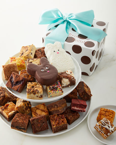 Brownie Points Bunny Brownies Gift Set