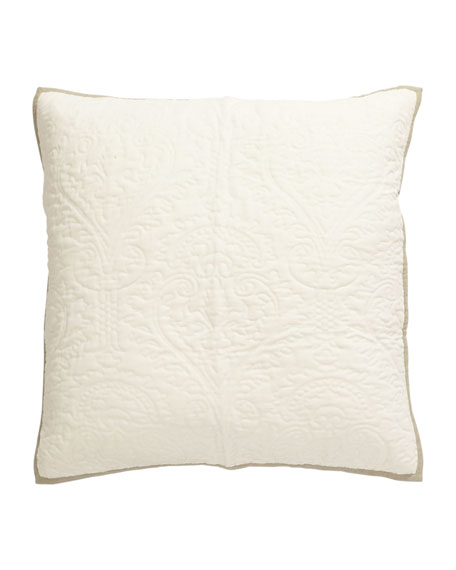 Aiden Quilted European Sham