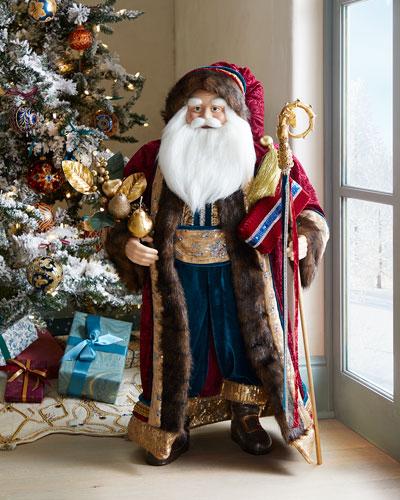 Spiritual Christmas Santa  37