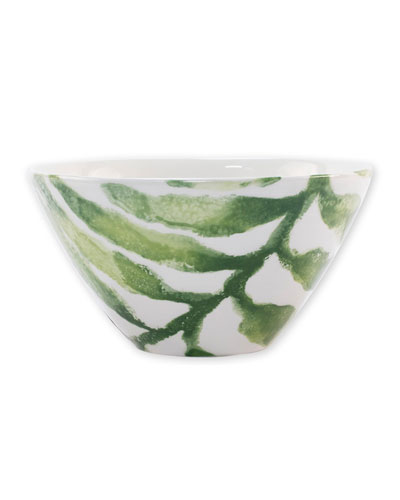 Into The Jungle Arica Palm Leaf Cereal Bowl