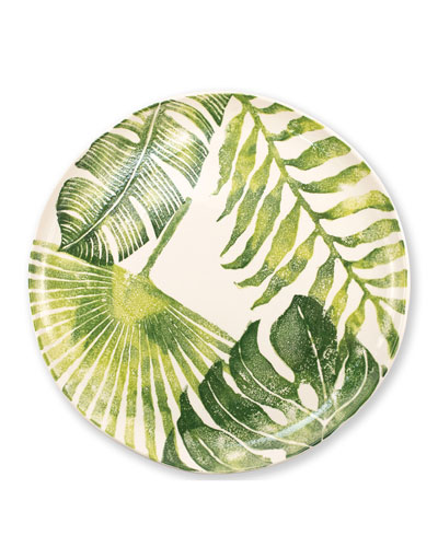 Into the Jungle Round Platter