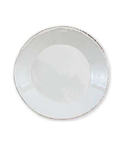 Lastra Pasta Bowl  Light Gray