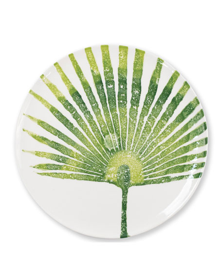 Into The Jungle Palm Leaf Dinner Plate
