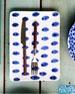 Santorini Dot Small Rectangular Platter
