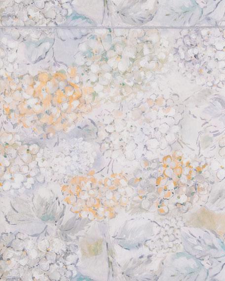 Bouquet Full/Queen Flat Sheet