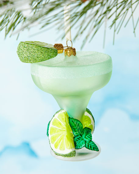 Margarita with Lime Ornament