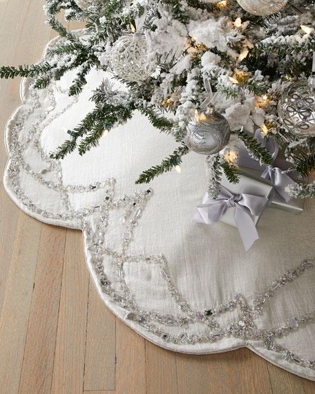 Kim Seybert Tree Skirt Pendant
