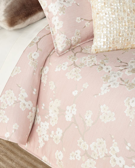 Isabella Collection by Kathy Fielder Jasmine King Duvet