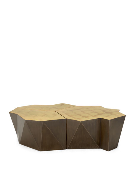 Dalton 3-Piece Modular Coffee Table