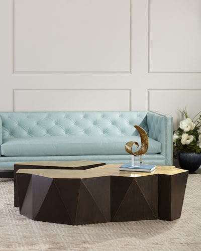 Dalton 3-Piece Modular Coffee Table