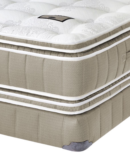 Saint Michele Canterbury Collection Full Mattress & Box Spring Set