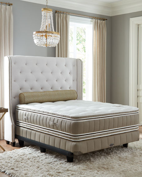 Saint Michele Canterbury Collection King Mattress & Box Spring Set