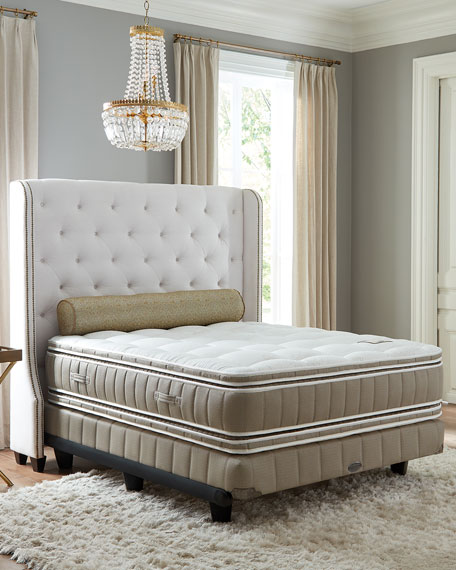 Saint Michele Canterbury Collection Queen Mattress & Box Spring Set