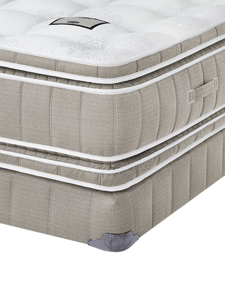 Saint Michele Oxford Collection California King Mattress & Box Spring Set
